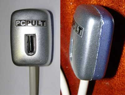 PCPULT приемник